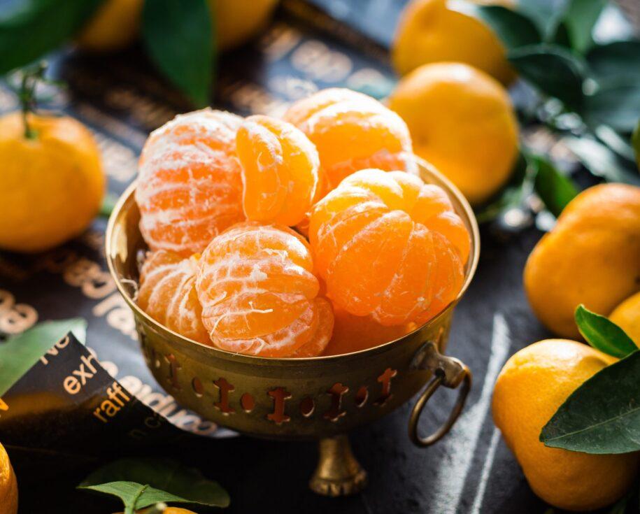 rendesia e konsumimit te mandarinave