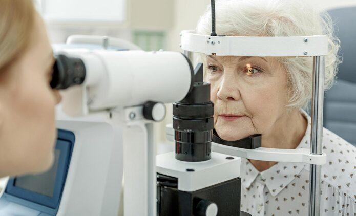 Glaukoma tensioni i syrit